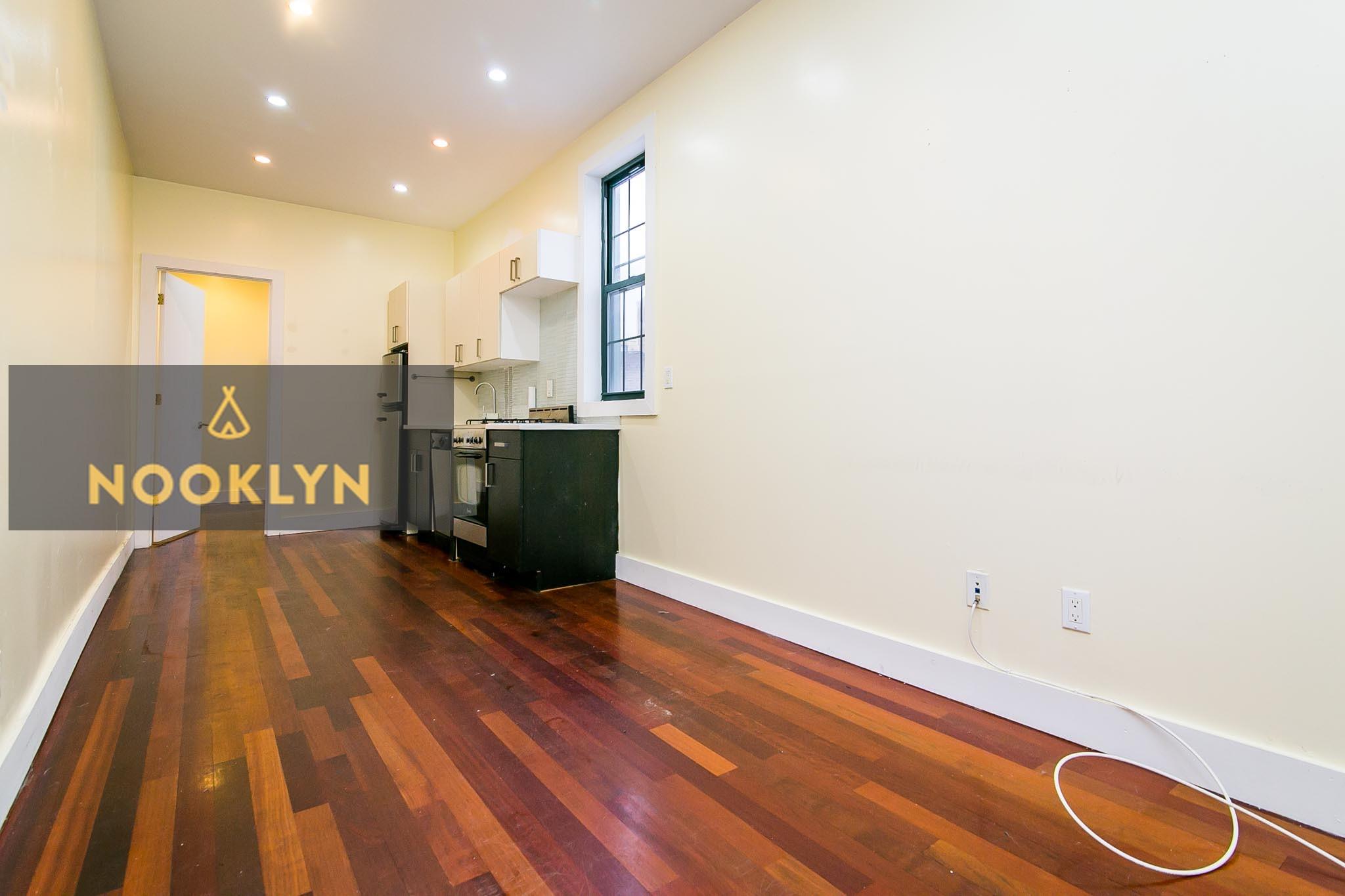 276 Boerum Street #2B, Brooklyn, NY 11206 3 Bedroom