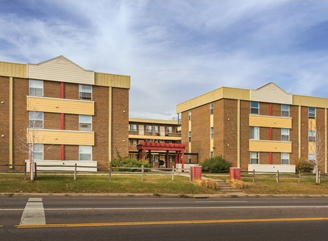 The Amherst Apartments