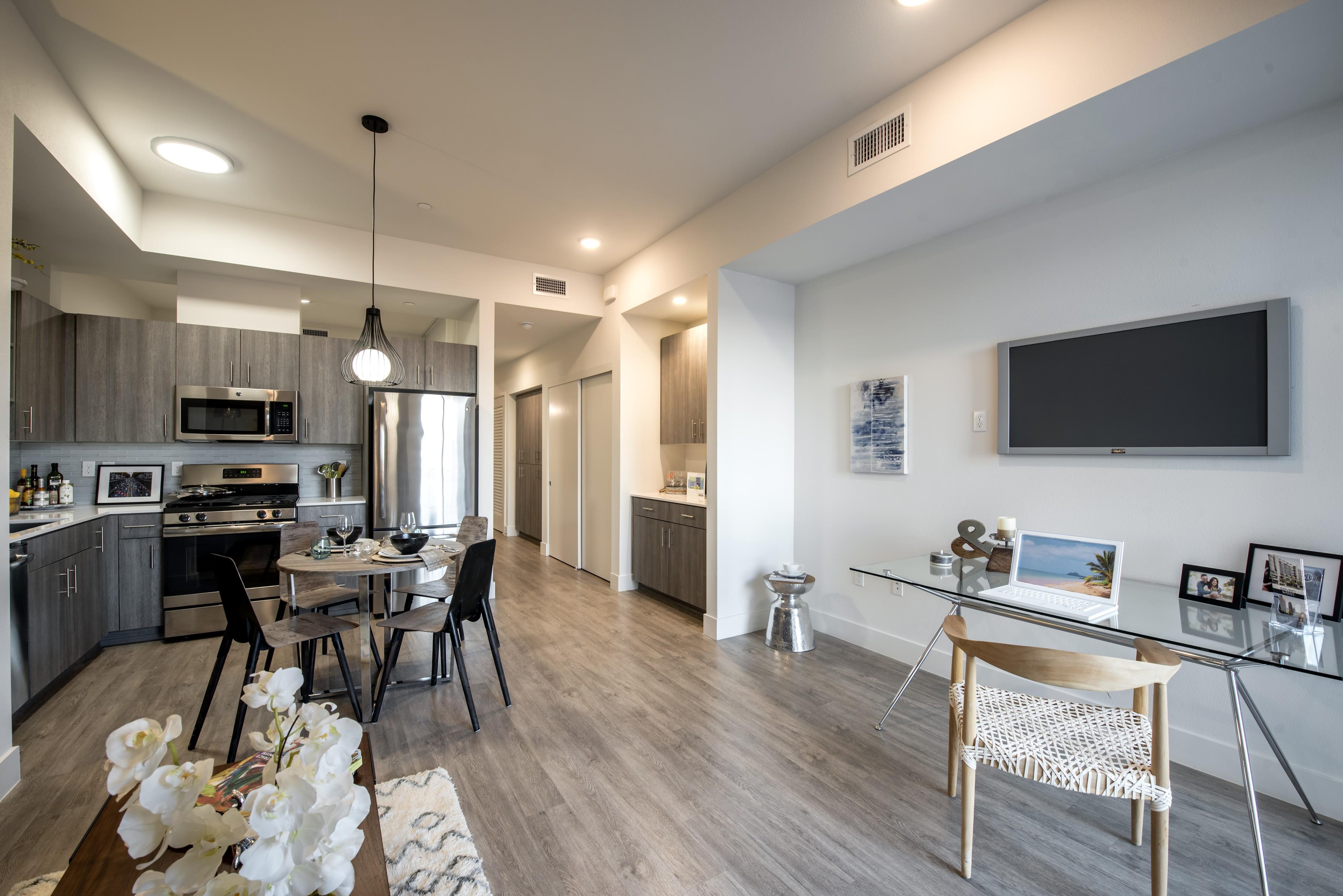 Seven West Dtla Apartments Los Angeles Ca
