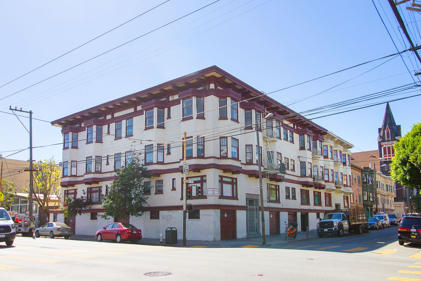 3201 23RD STREET Apartments