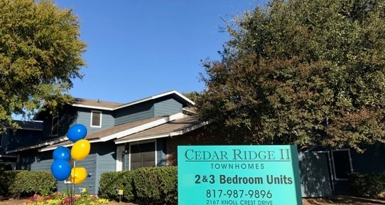 Cedar Ridge II Townhomes