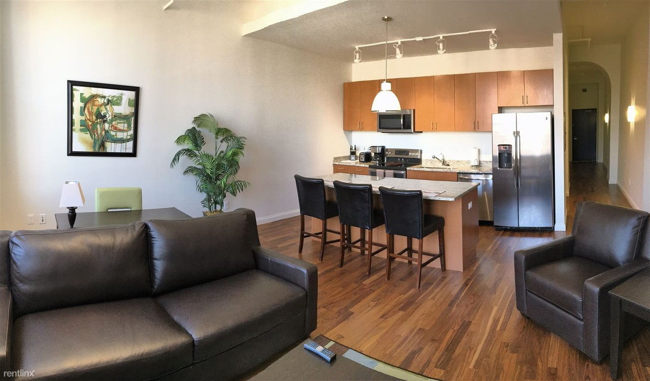 furnished apartments lofts of merchants row 1437 woodward ave