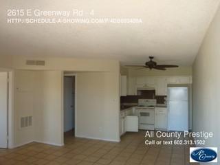 4 Bedroom Apartments In Phoenix Az 2615 E Greenway Rd #19 Phoenix Az 85032 2 Bedroom Apartment For .