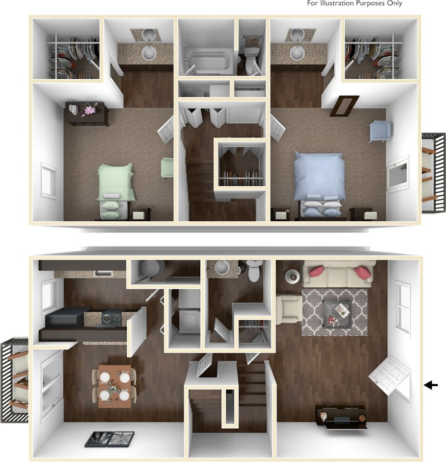 Cedar Trace Apartments, Maryland Heights