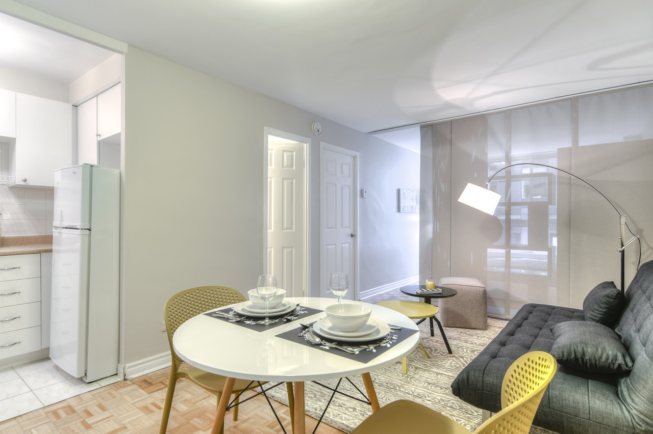 Le 1444 Mackay · Apartments For Rent