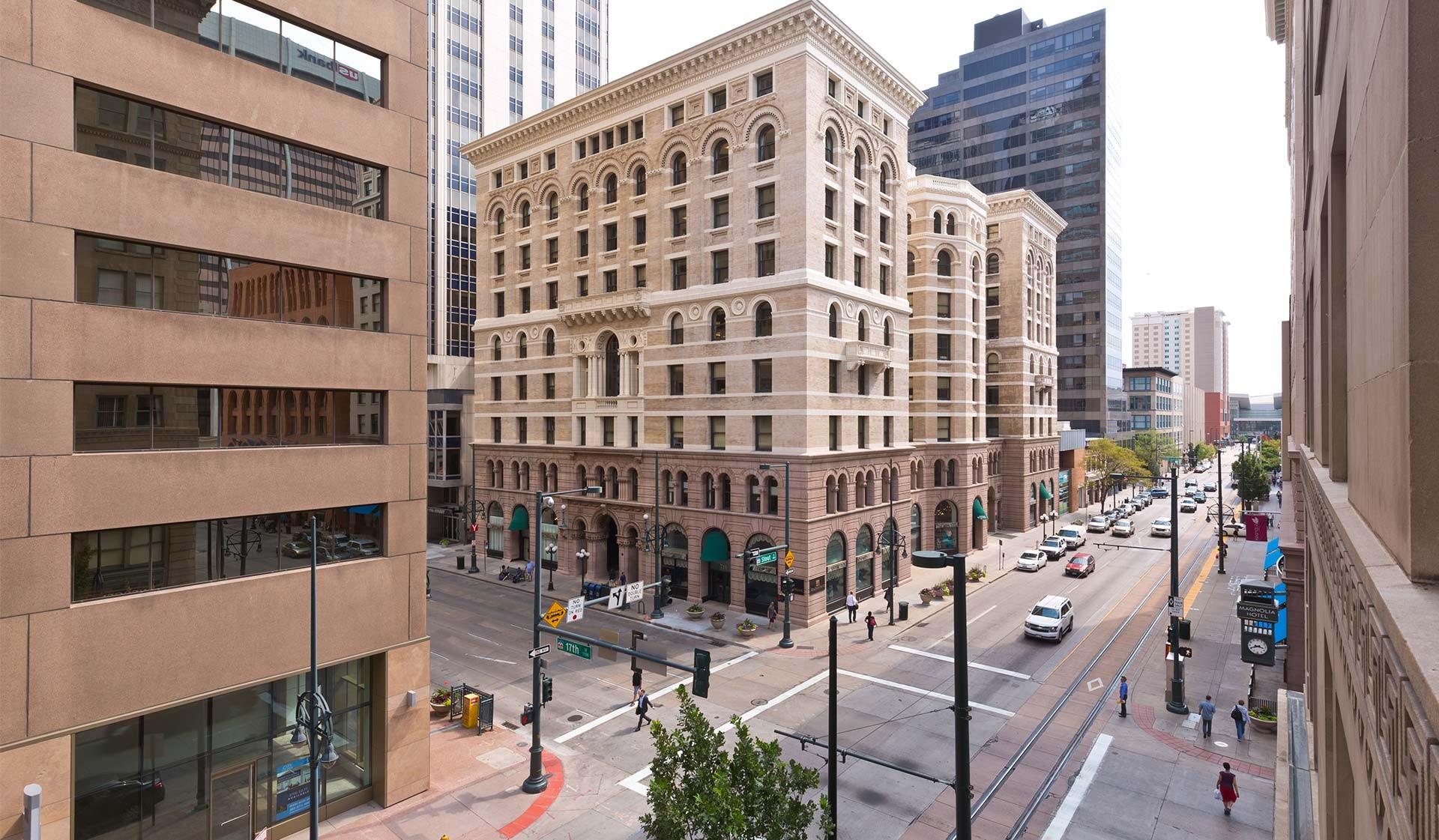 Bank & Boston Lofts Apartments, Denver - (see pics & AVAIL)