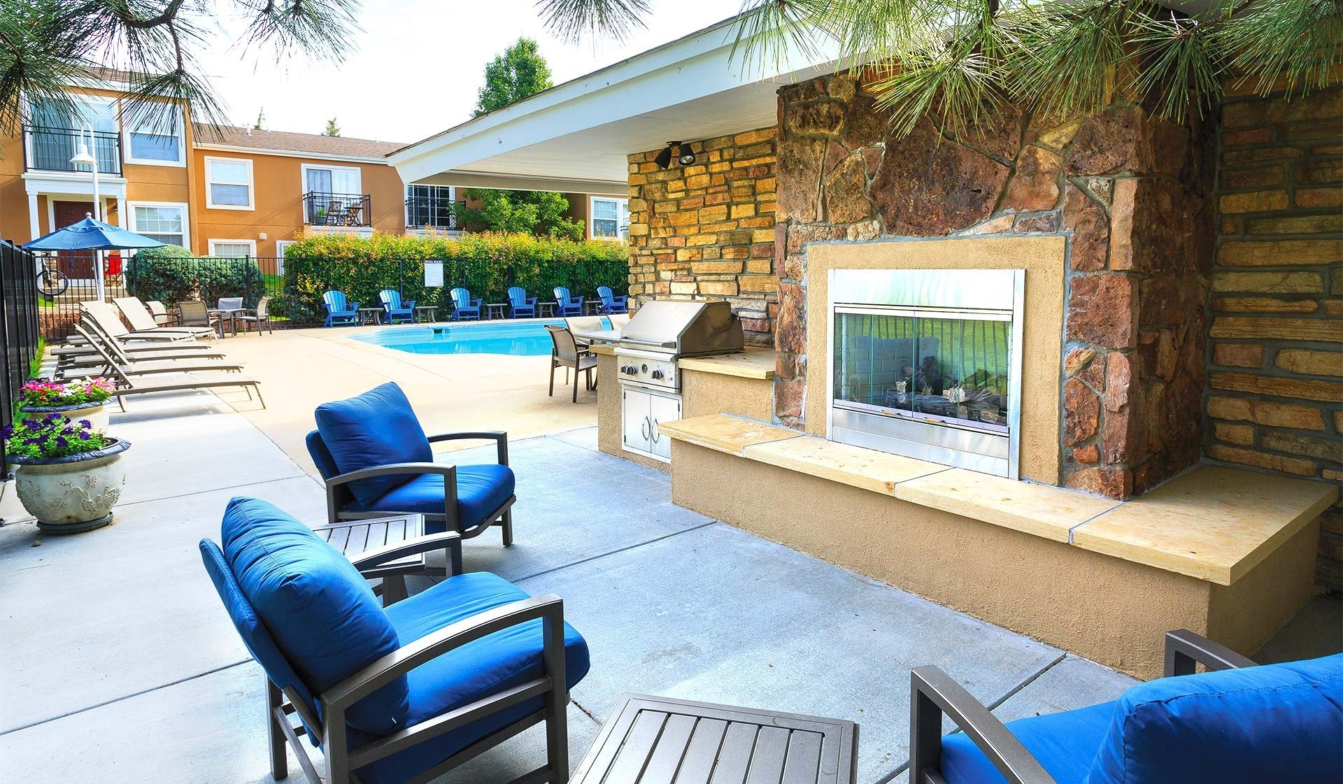Boulder Creek Apartments rental