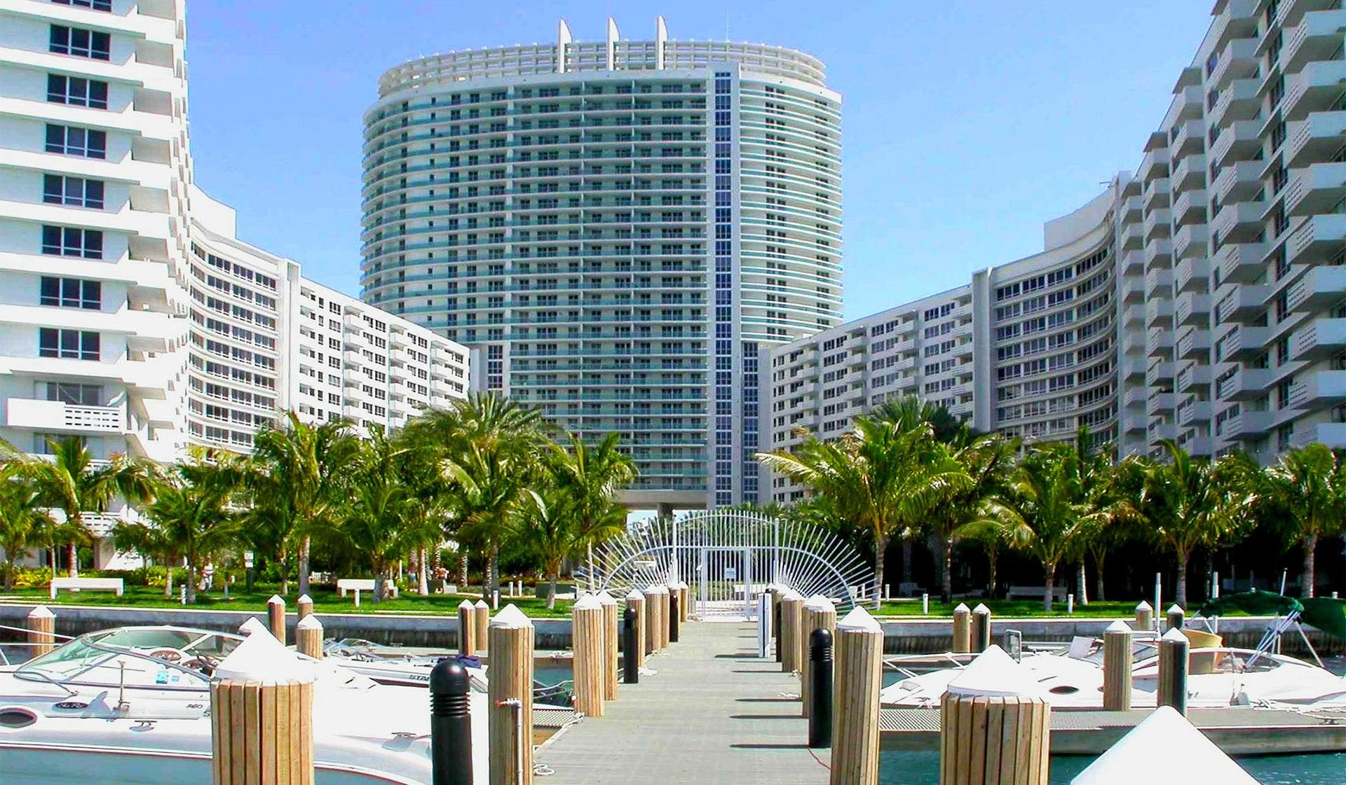 Flamingo South Beach North and South Towers