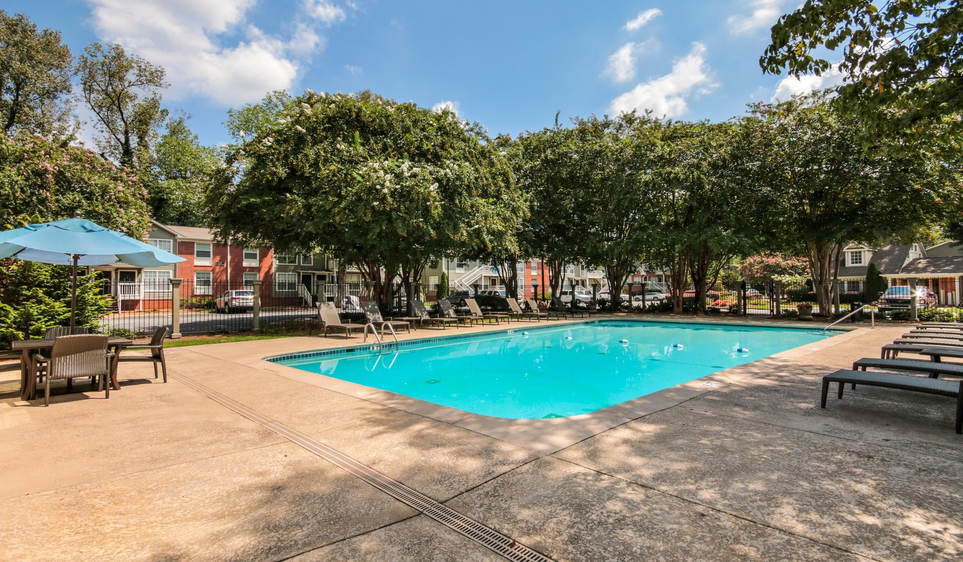 Peachtree Park Apartments