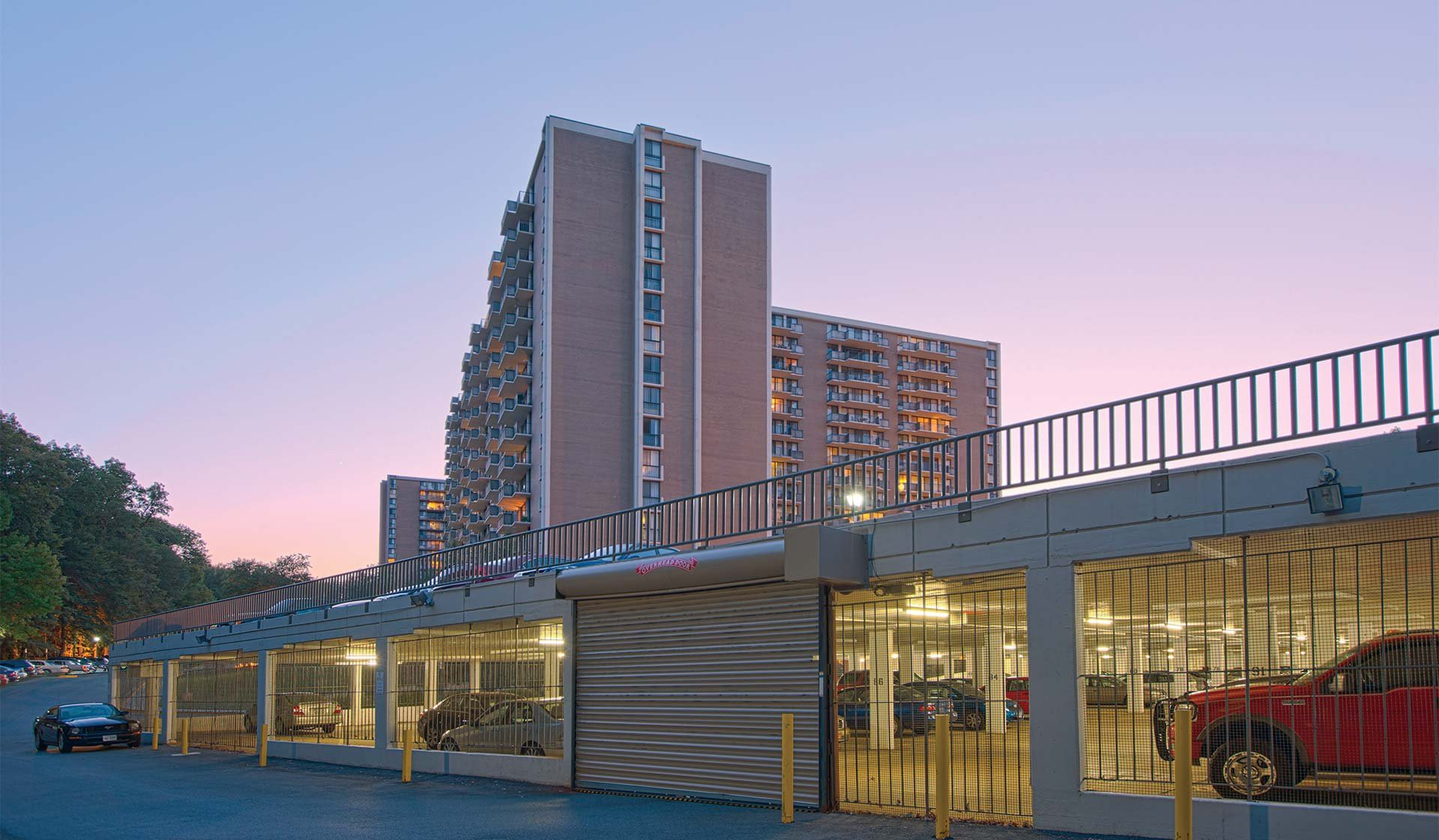 Westchester Tower Apartment Homes