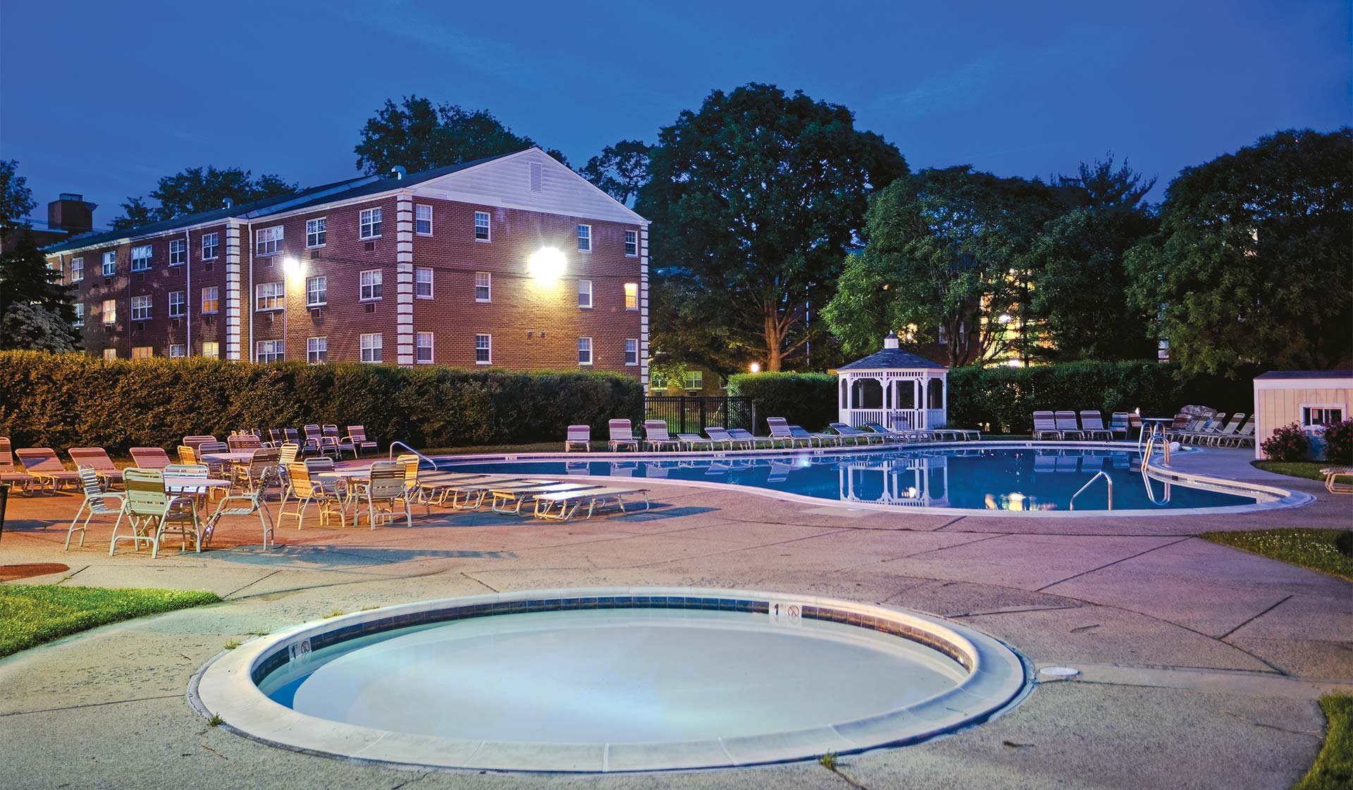 Chestnut Hill Village Apartments