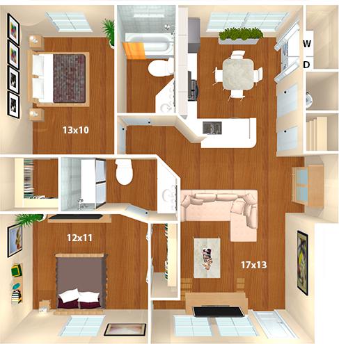 Peachtree Park Apartments
