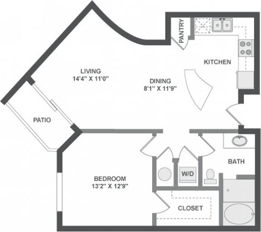 Fort Lauderdale Victoria Park Apartments: AMLI Flagler Village, Fort Lauderdale