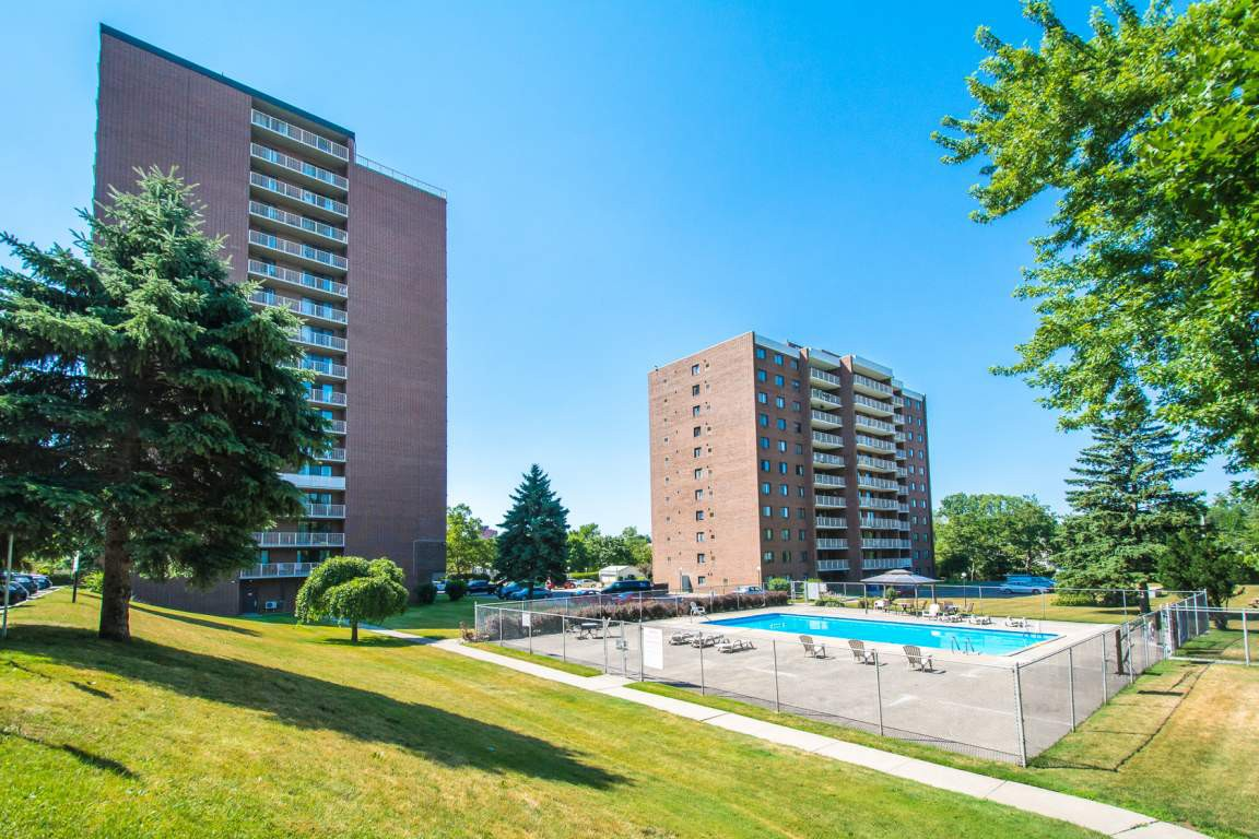 Park Place - 81 York St, Kitchener, ON N2G 1T6 - Apartment for Rent ...