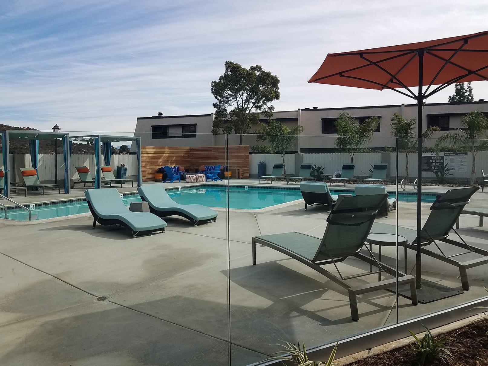 Mission Trails Apartments San Diego