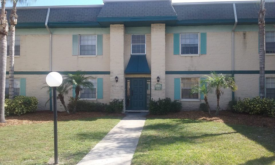 Parkview Apartments. Tampa