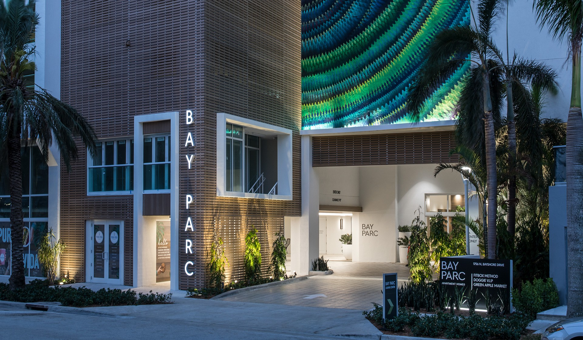 Bay Parc Apartments