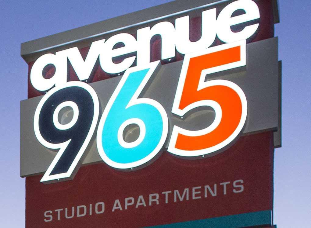 avenue 965 965 cottage grove ave las vegas nv 89119 apartment