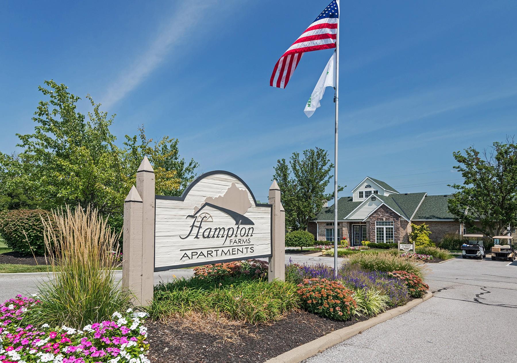 Hampton Farms for rent