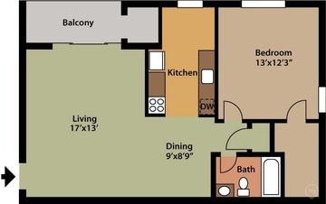 Seminary Roundtop Apartments - 803 Round Top Ct, Timonium, MD ...