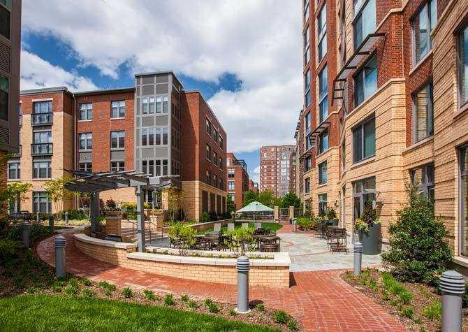 Post Carlyle Square Apartments For Rent   501 Holland Ln, Alexandria, VA  22314 With 11 Floorplans   Zumper