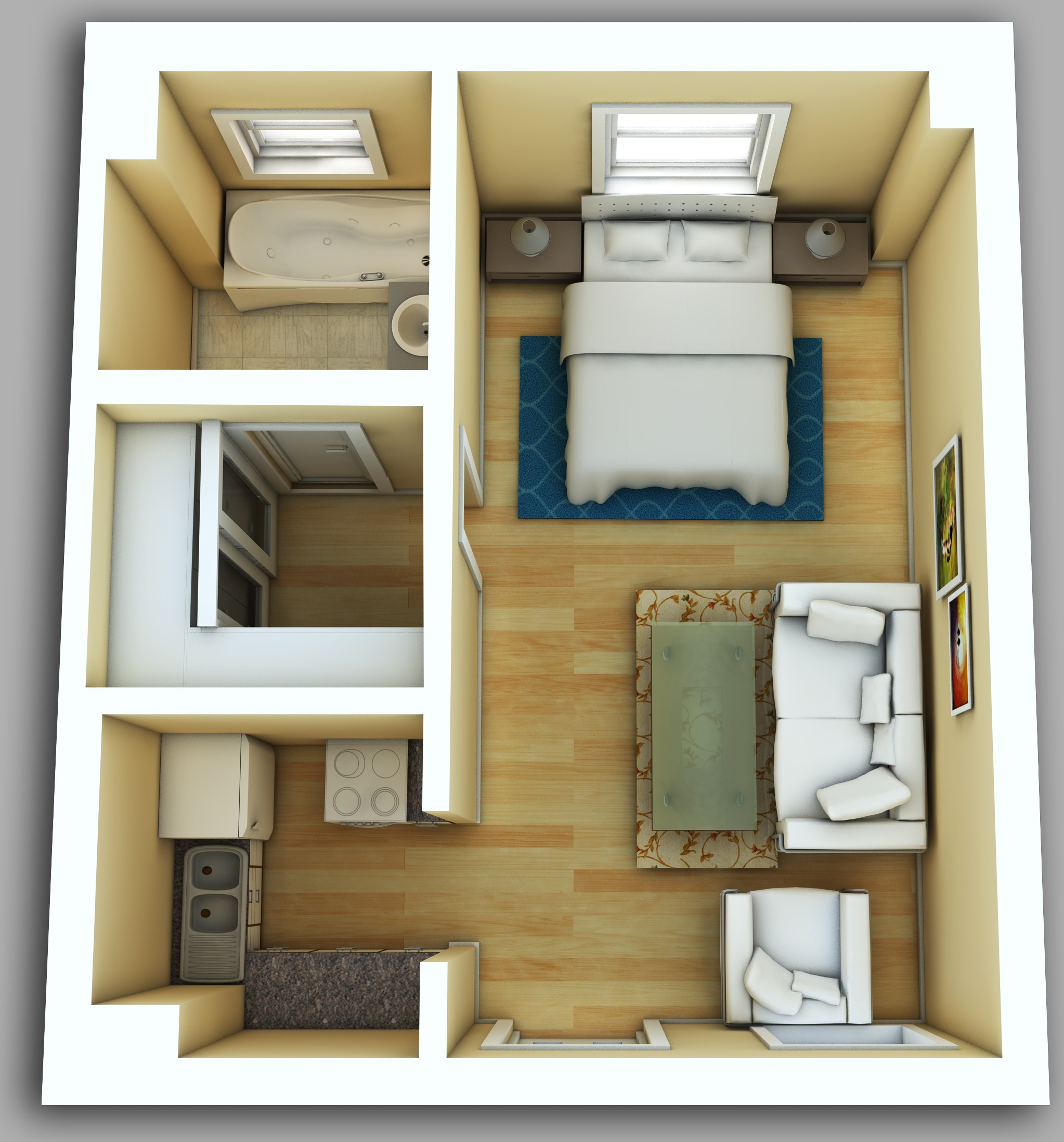 Park View Apartments