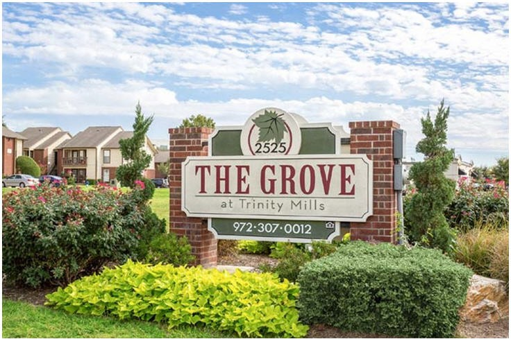 Grove at Trinity Mills for rent