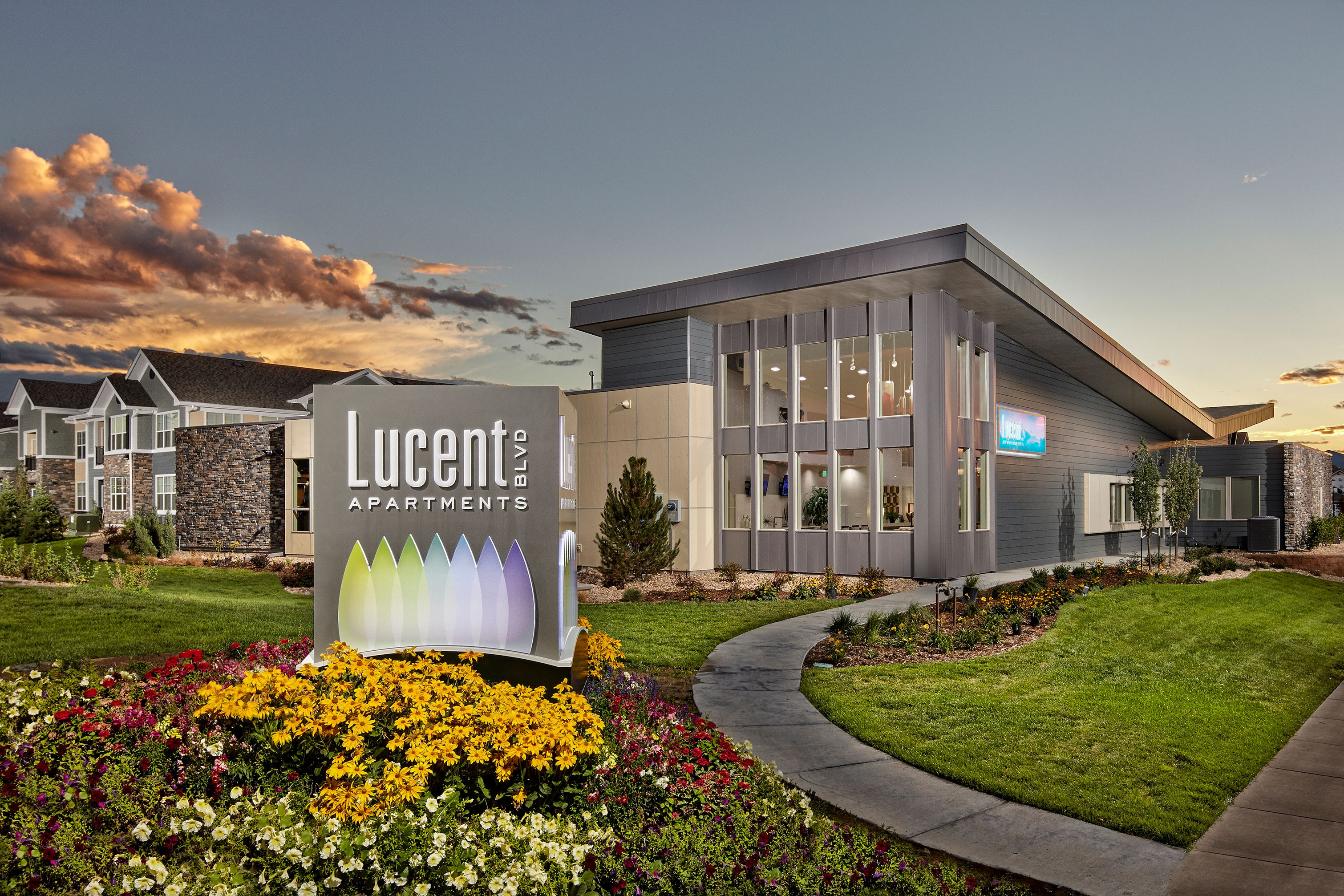 Lucent Blvd for rent