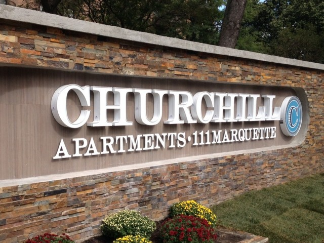 Churchill Apartments