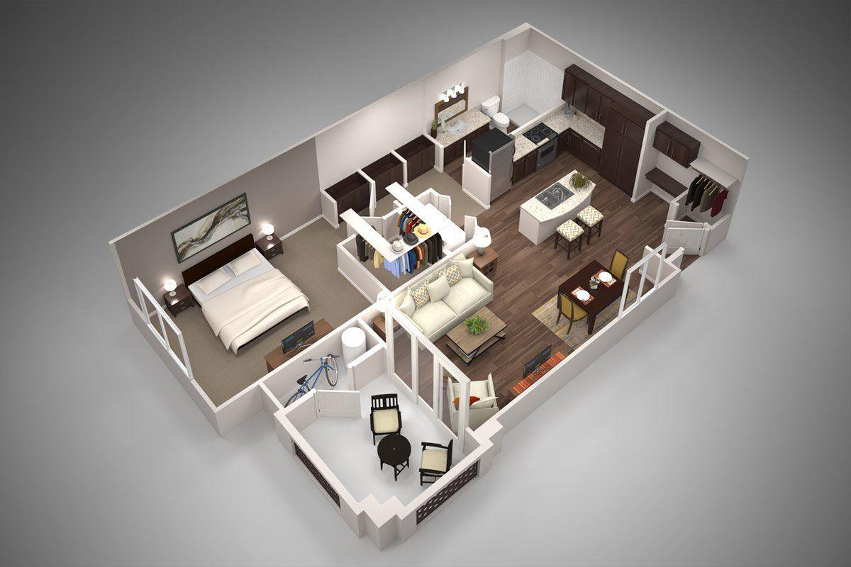San Piedra - 4510 E Banner Gateway Dr, Mesa, AZ 85206 - Apartment ...