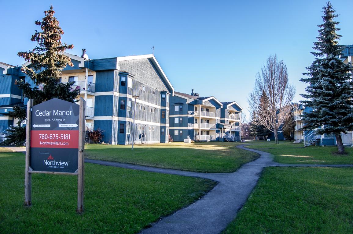 Cedar Manor - 3801 52 Ave, Lloydminster, AB T9V 1W2 - Apartment for ...
