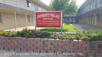 Canyon Crest Apartments for Rent - 1310 23rd St, Canyon, TX 79015 ...