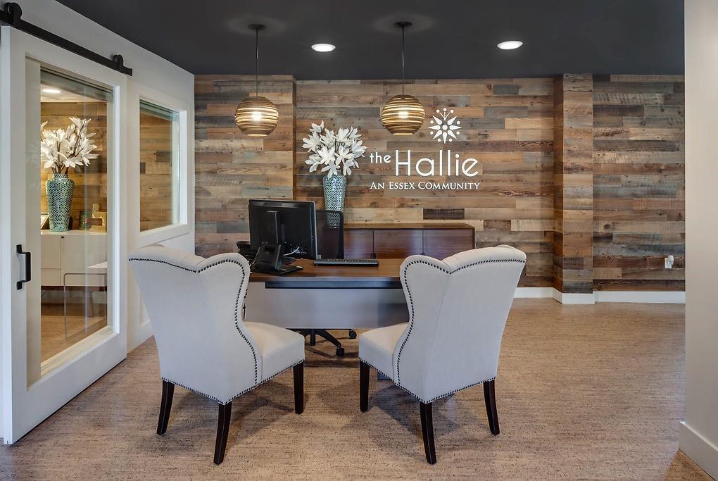 The Hallie