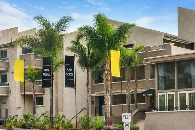 Playa Pacifica Apartments