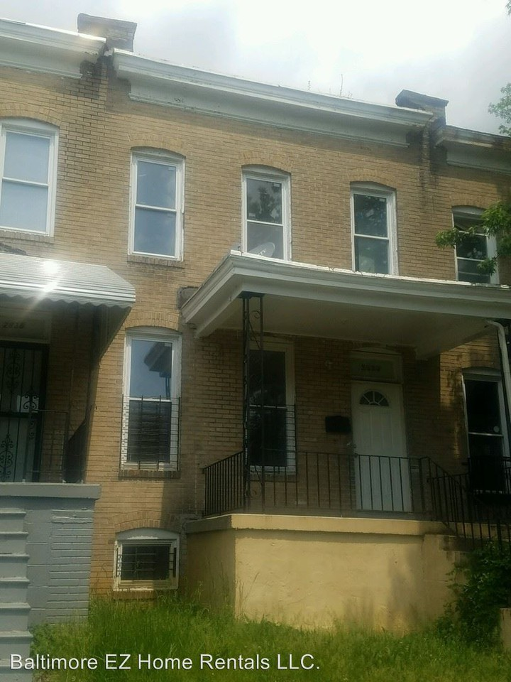 2826 Boarman Ave, Baltimore, MD 3 Bedroom Apartment for Rent
