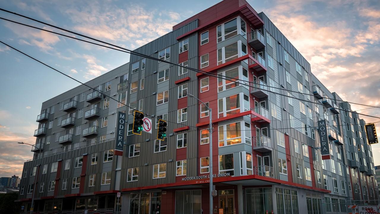 Apartments Near UW Modera South Lake Union for University of Washington Students in Seattle, WA