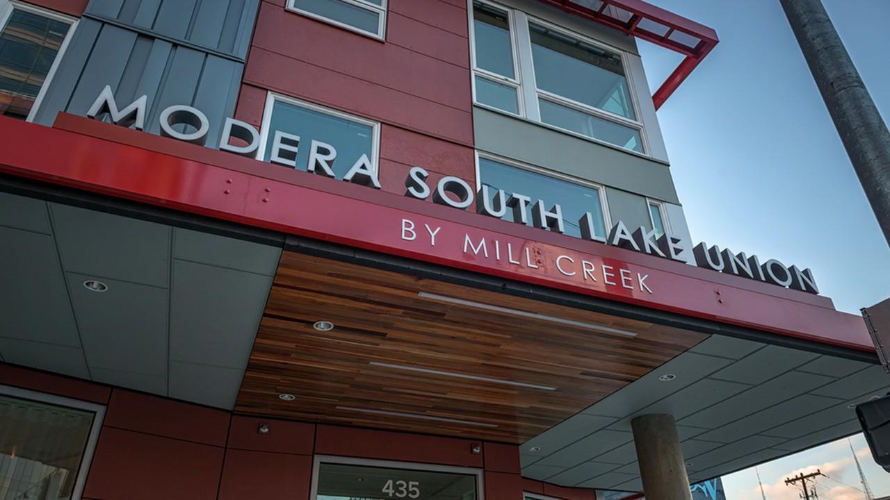 Modera South Lake Union rental