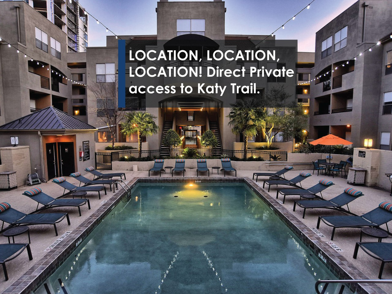 Gables Katy Trail - 2821 Carlisle St, Dallas, TX 75204 - Apartment ...