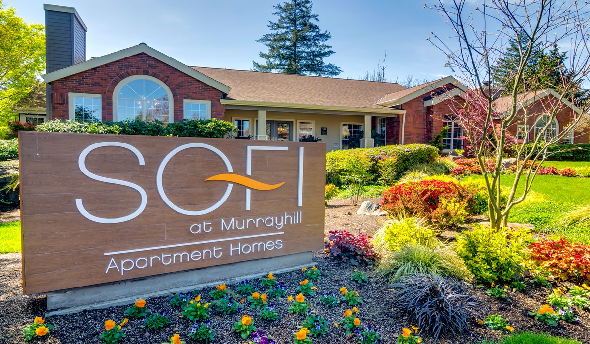 Apartments Near George Fox Sofi at Murrayhill for George Fox University Students in Newberg, OR