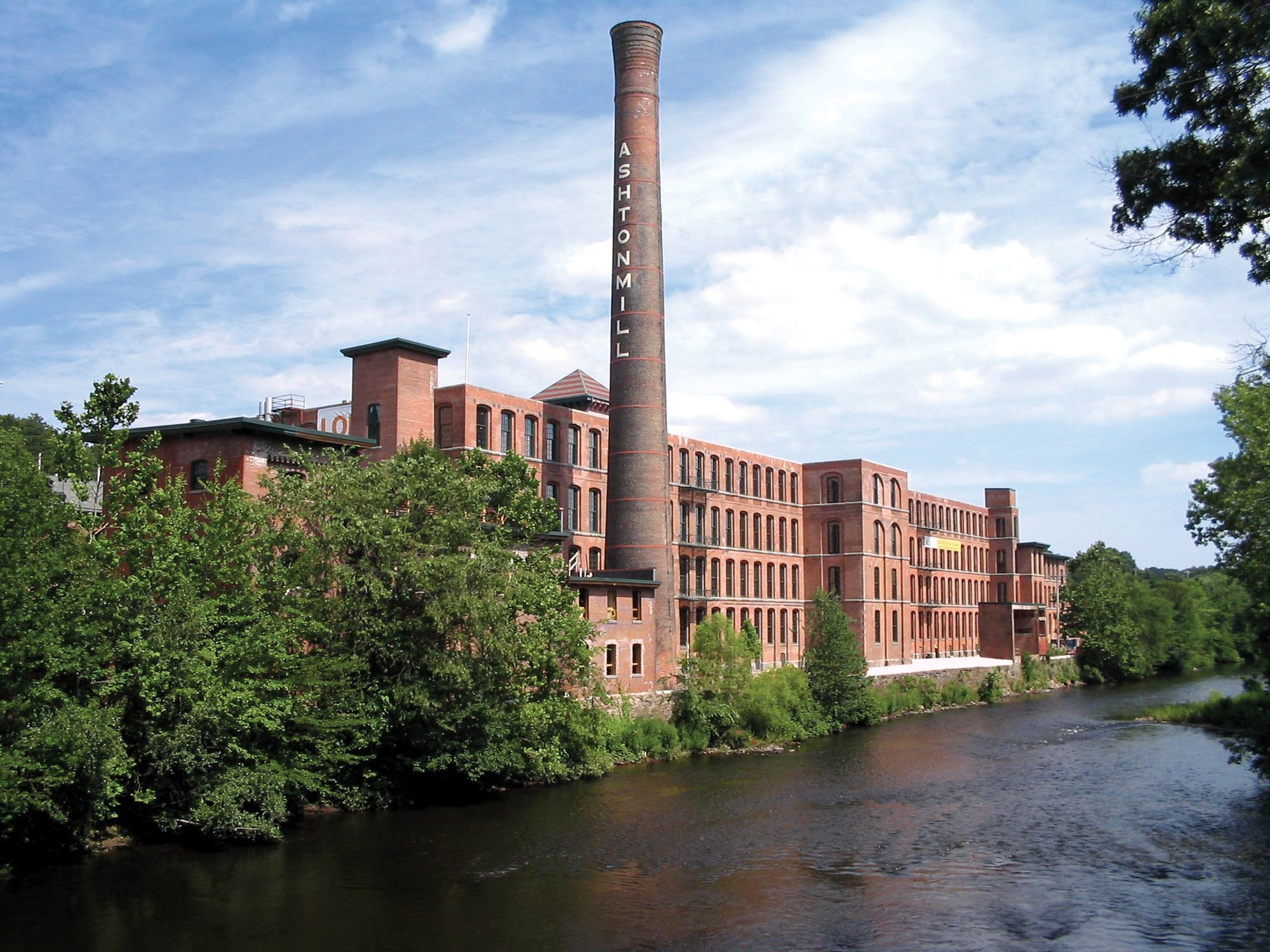The River Lofts at Ashton Mill