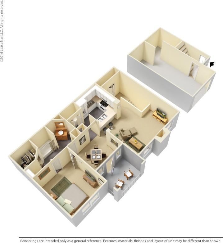 Oaks Riverchase Apartments