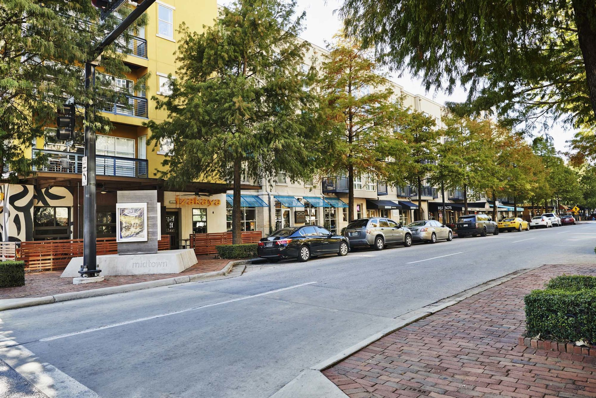 Camden Travis Street