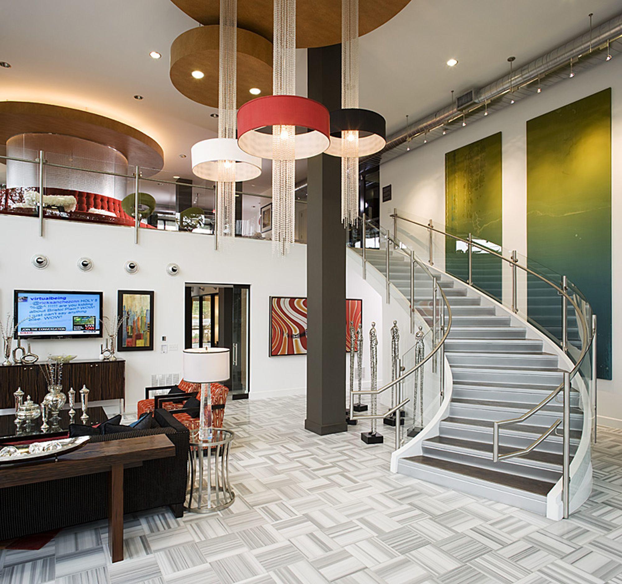 Camden Apartments Dallas: Camden Design District, Dallas