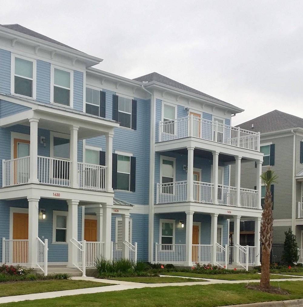 Villas on The Strand