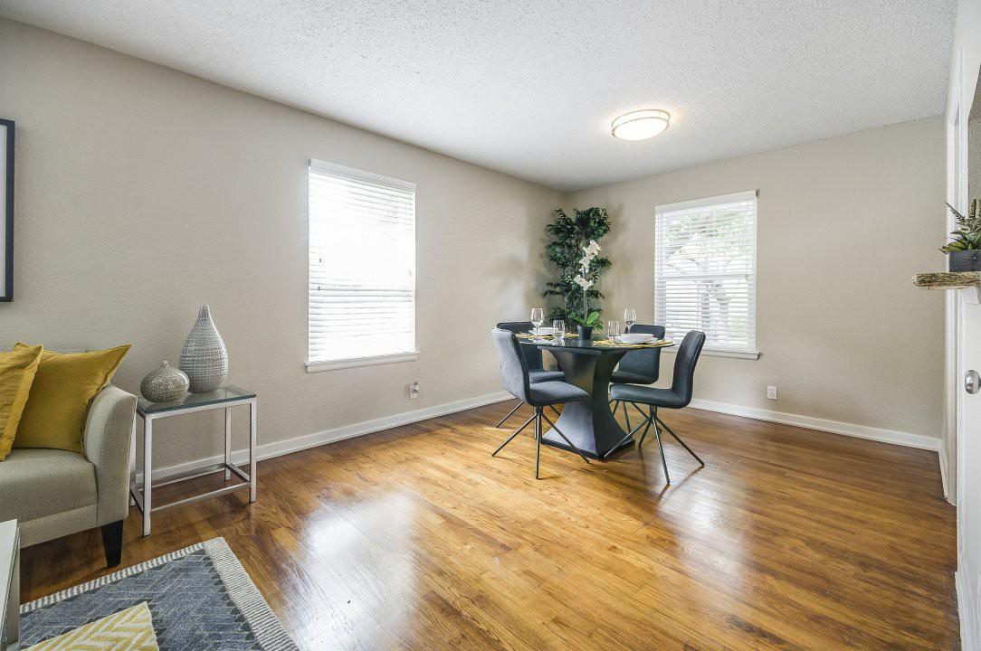 The Monroe rental