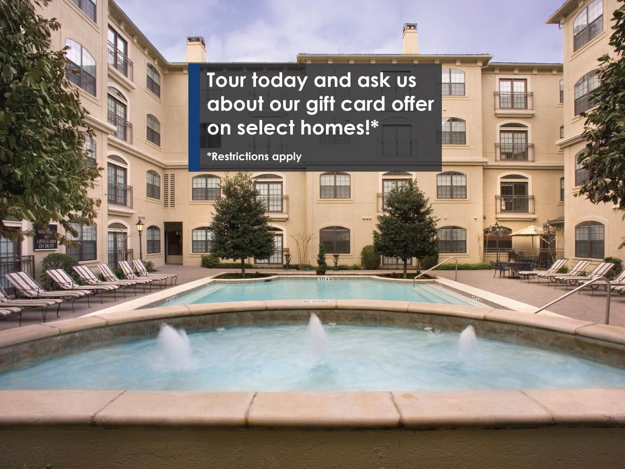 Gables Mirabella - 2600 Cole Ave, Dallas, TX 75204 - Apartment for ...