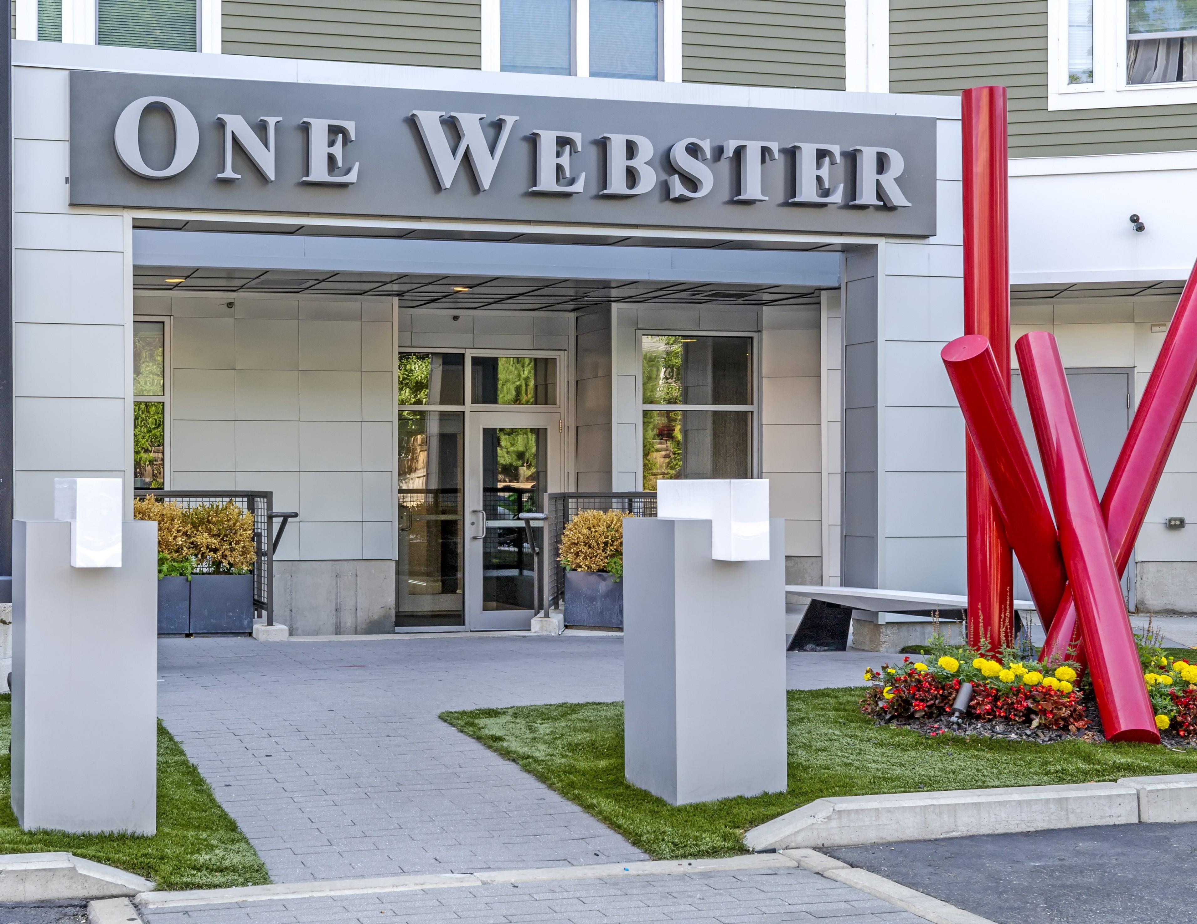 One Webster