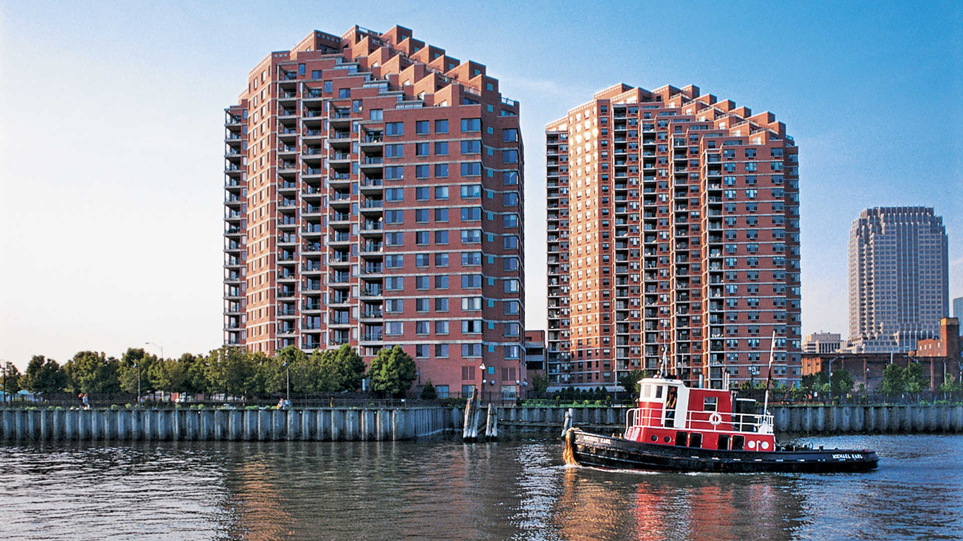 Portside Towers for rent
