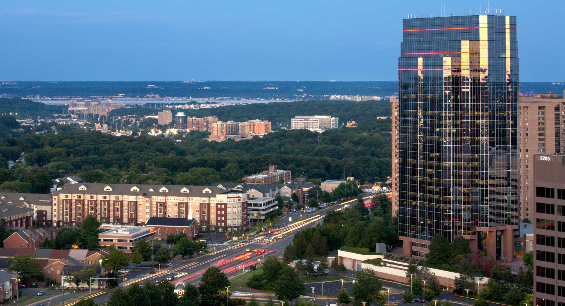 Skyline Towers, Falls Church - (see pics & AVAIL)