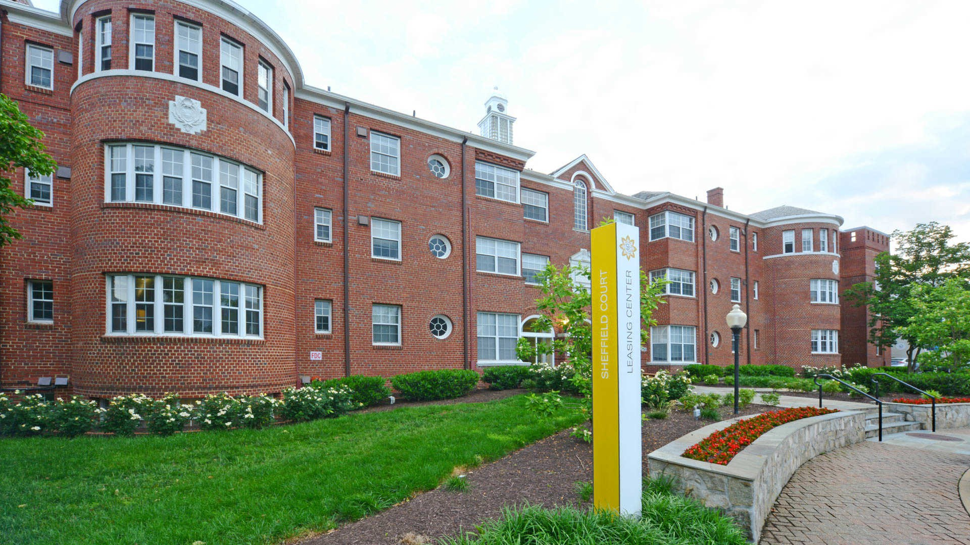 Sheffield Court for rent